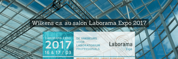 Wilkens c.s. au salon Laborama Expo 2017