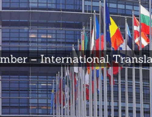 30 september – International Translation Day